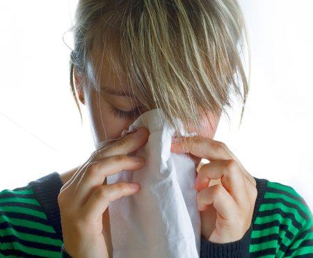 Información y prevención, medidas contra el aumento de la gripe