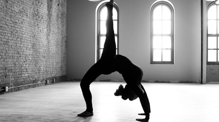 Practicar yoga es bueno para el corazón