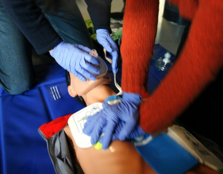 La reanimación cardiopulmonar salva vidas