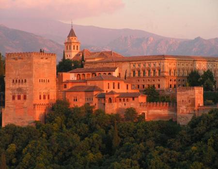Aprendiendo a hablar en público… en el entorno de la Alhambra