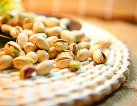 Los pistachos ¿ayudan a controlar el estrés?