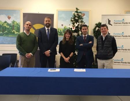 Acuerdo con la Fundación Carmen Prado-Valcarce para la formación en empresas de personas con discapacidad intelectual