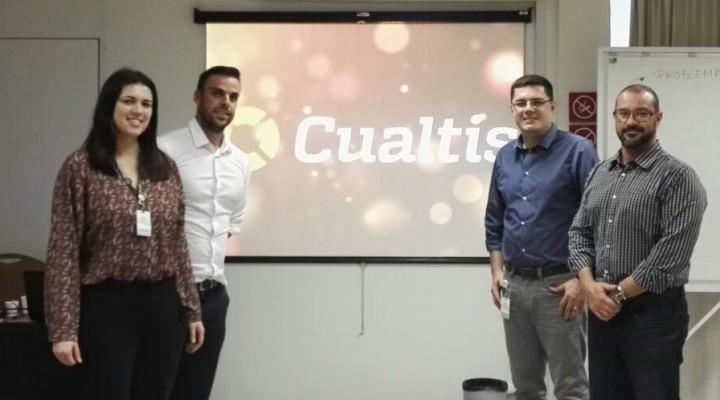 Cualtis expone en foros profesionales de Brasil la prevención de trastornos musculoesqueléticos