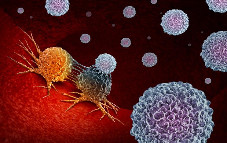 Inhibidores del sistema renina-angiotensina en inmunoterapia del cáncer