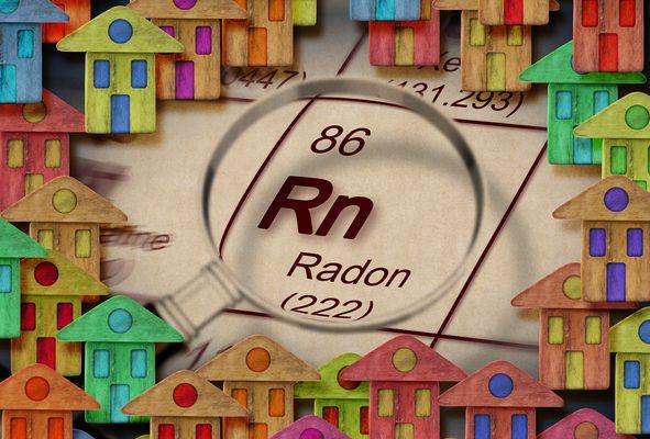 Exposición excesiva al radón y mortalidad general
