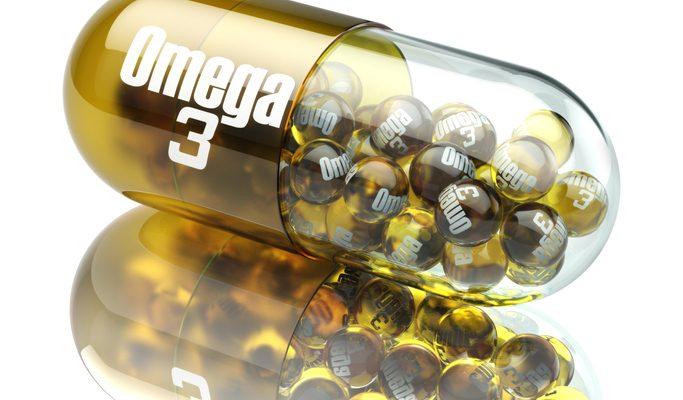 Ácidos grasos omega 3 para reducir los triglicéridos
