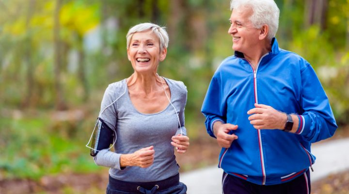 Terapias contra el envejecimiento